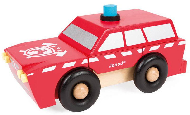 Kit Magnet suv pompiers