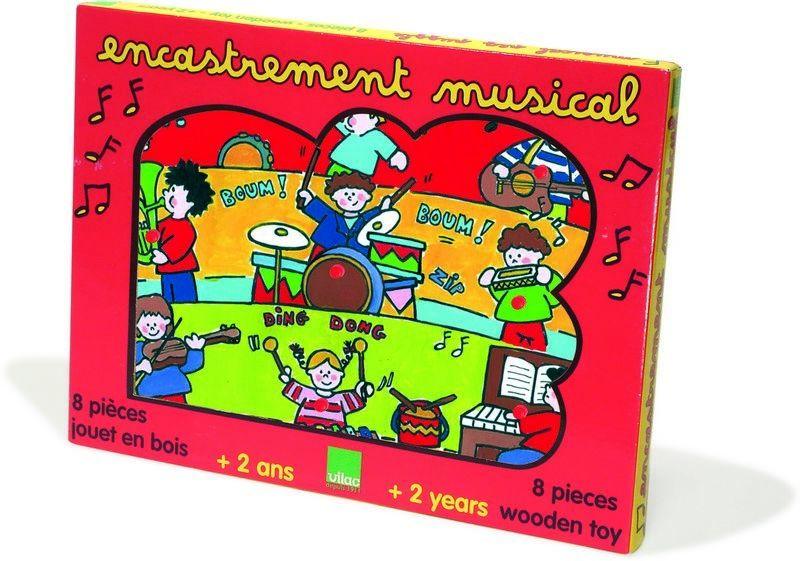 Encastrement Musical orchestre