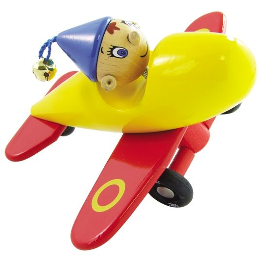 Avion Oui-Oui grand modèle
