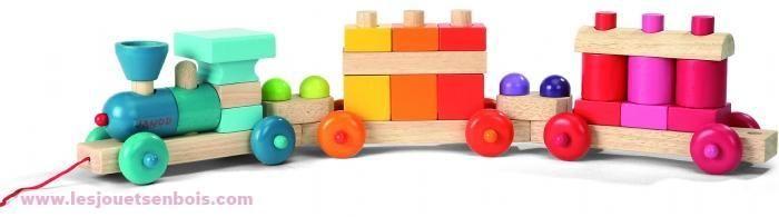 Train cubes
