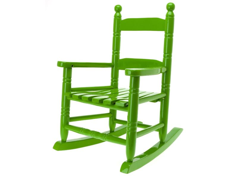 Rocking Chair vert