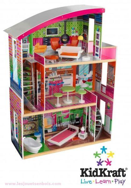 Maison de poupées designer