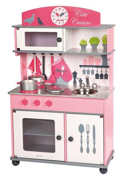 Coté Cuisine en rose