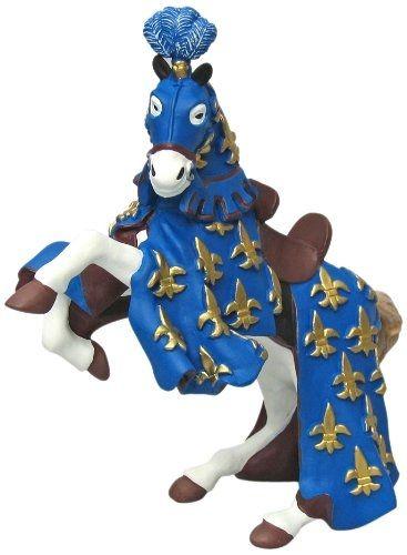 Cheval Du prince philippe bleu