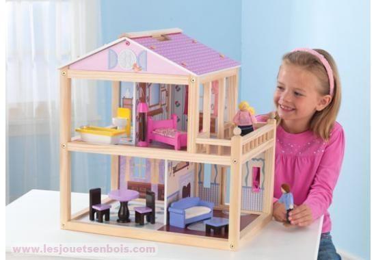 Maison de poupées country lane