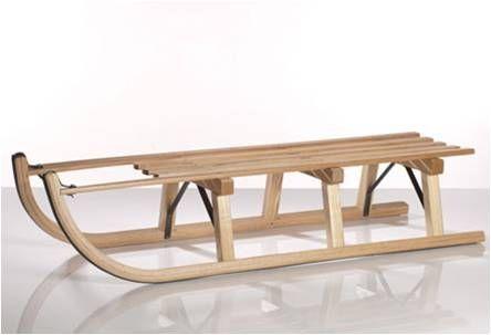 Luge Davoser classique 110 cm