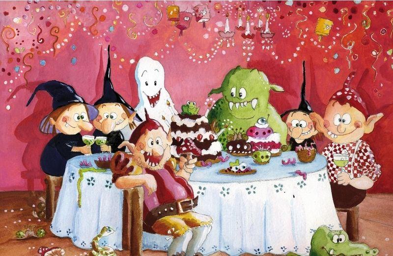 La Fête des sorcières