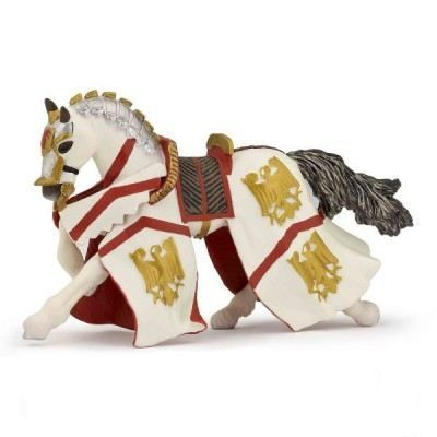 Cheval Du chevalier perceval