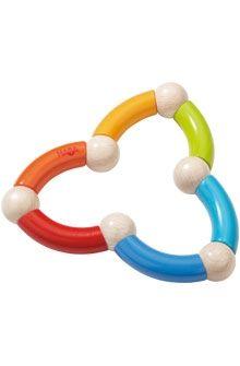 Hochet Serpent multi color