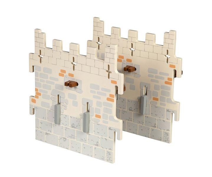 Extension 2 murs intermédiaires