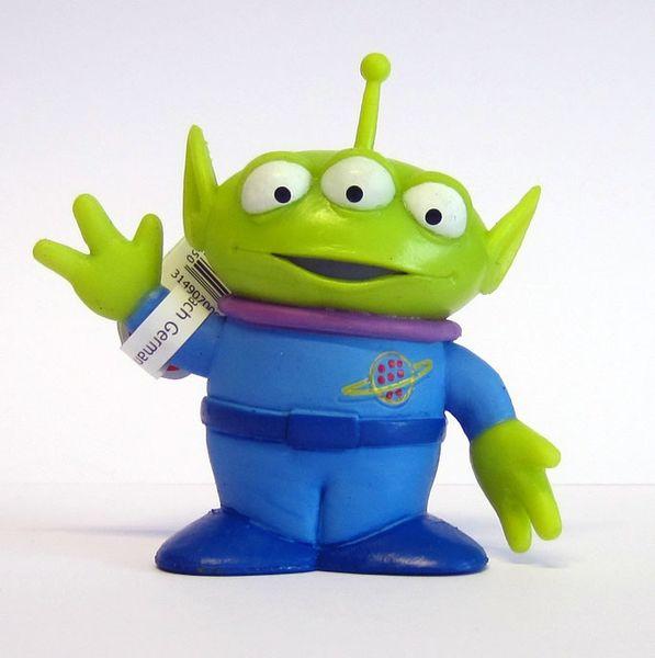 Alien de toy story 3