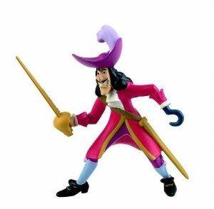 Capitaine Crochet avec épée