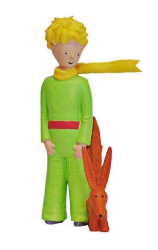 Le Petit prince avec renard