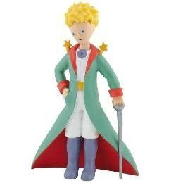 Le Petit prince avec cape