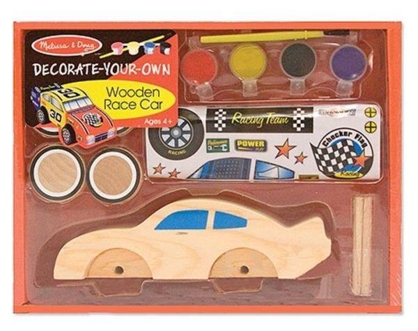 Voiture, Race car à décorer