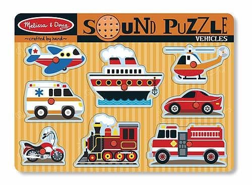Puzzle Sonore transports