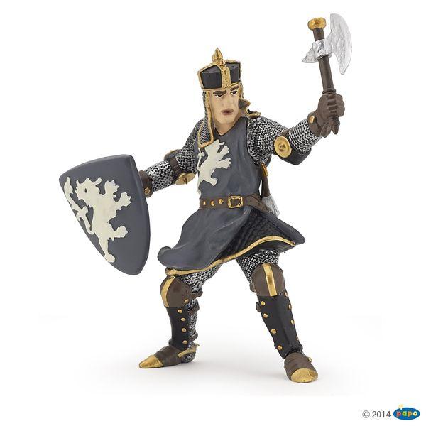 Chevalier Noir à la hache