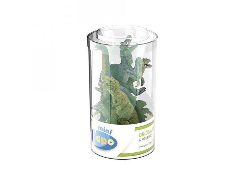 Mini Tub's dinosaure