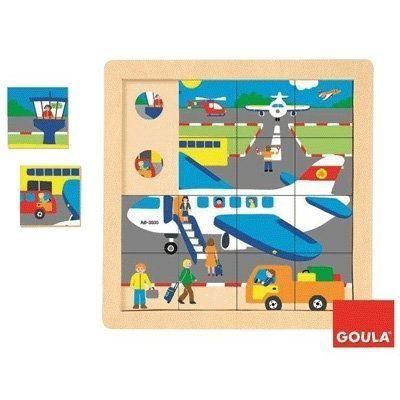 Puzzle L'aéroport
