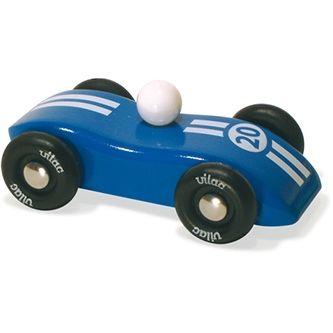 Voiture le Mans bleu