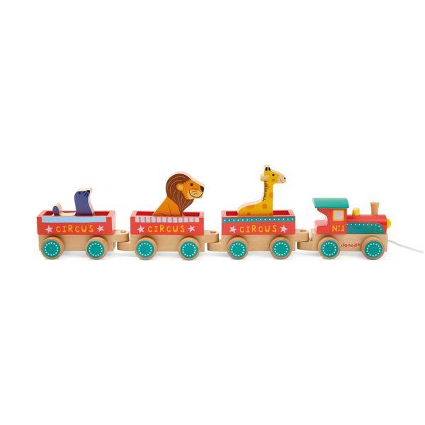 Baby Train circus