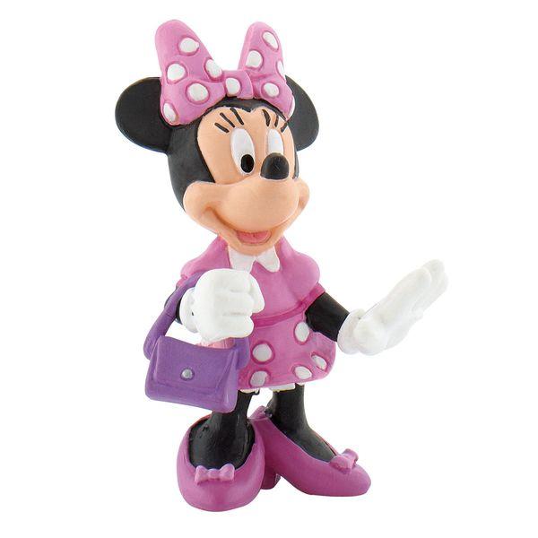 Minnie Avec un sac