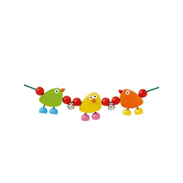 Piepolini - chaîne de landau trois oiseaux