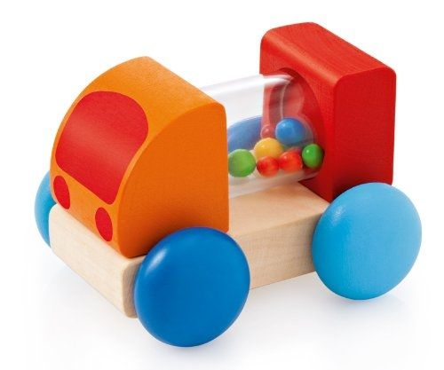 Brummi. Le camion boules multicolores