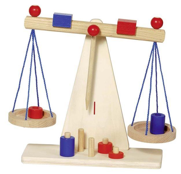 Balance + 5 poids