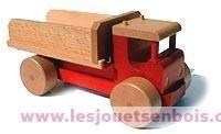 Camion benne petit modèle