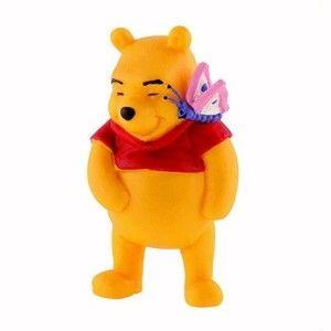 Winnie L'ourson avec papillon