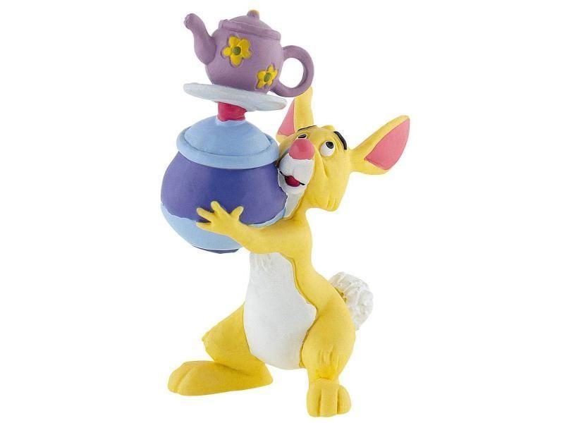 Coco Lapin avec des pots
