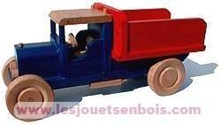 Camionnette à benne