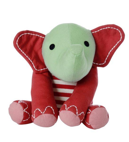Léo - le doudou eléphant