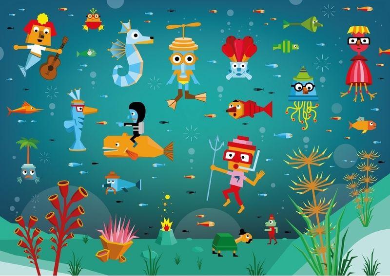 Le Monde aquatique