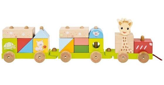 Train Sophie la Girafe