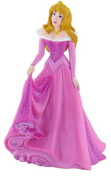 Aurore Avec sa robe à paillettes
