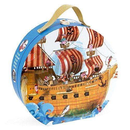 Puzzle Géant Le Bateau de Pirates