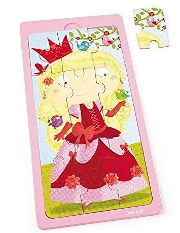 Puzzle Princesse jessica