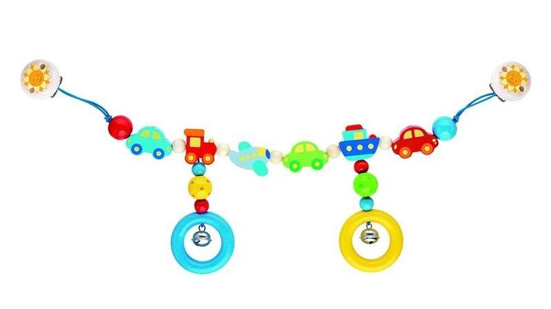 Chaîne Poussette véhicules