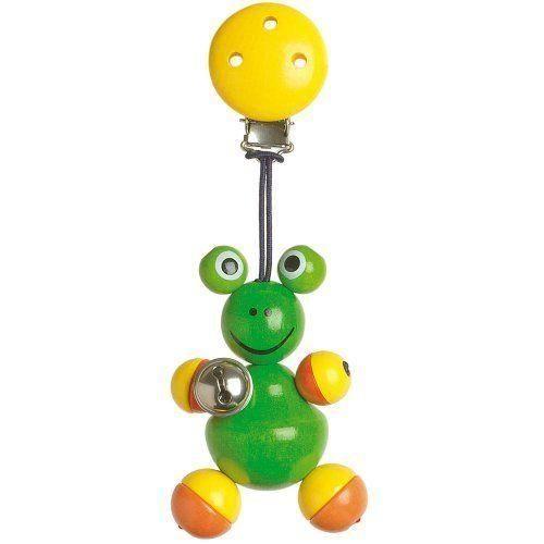 Hochet Clip grenouille