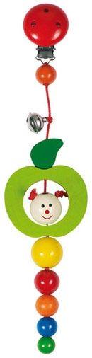 Hochet Chenille pomme