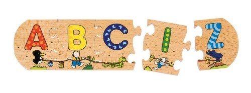 Grand puzzle alphabet