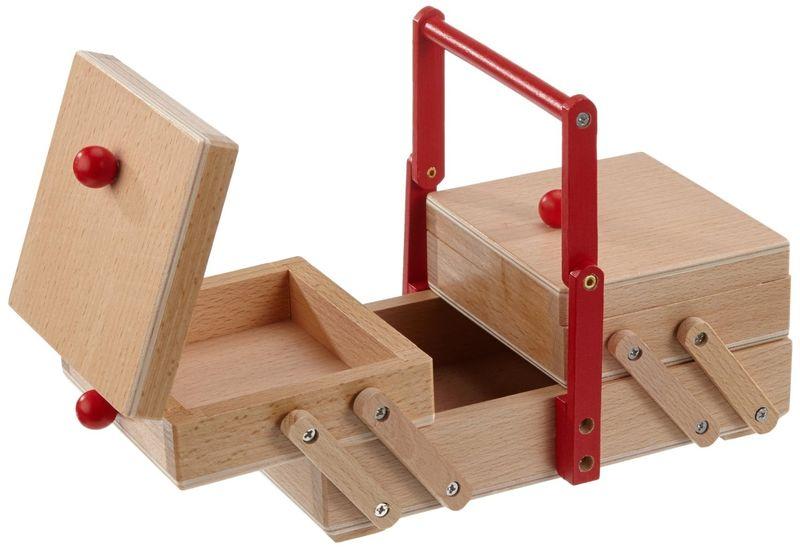 Boîte À couture en bois