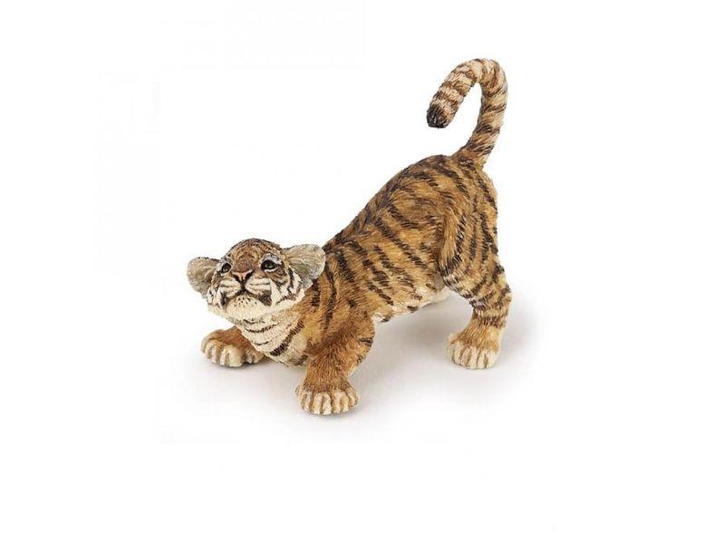 Bébé Tigre jouant