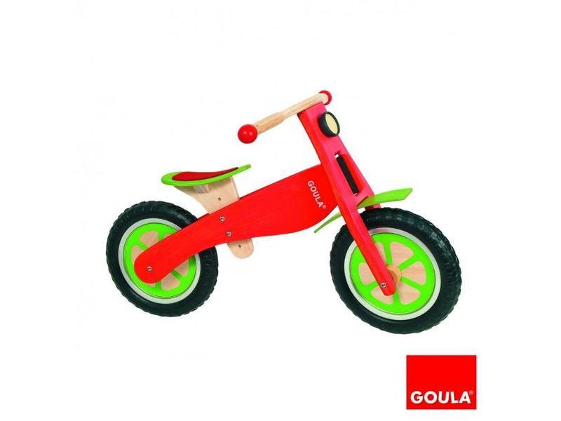 Vélo en bois