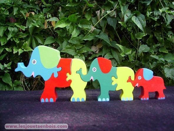 Famille Eléphant