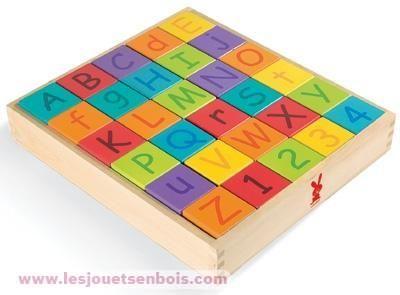Barquette de 30 cubes