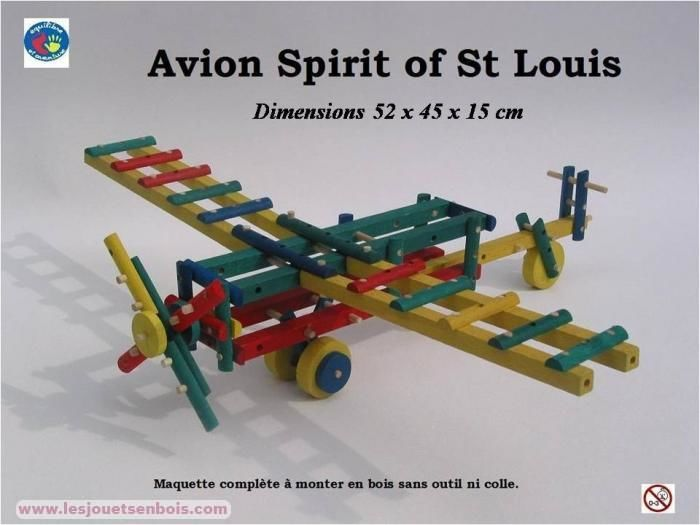 Avion Spirit of st louis