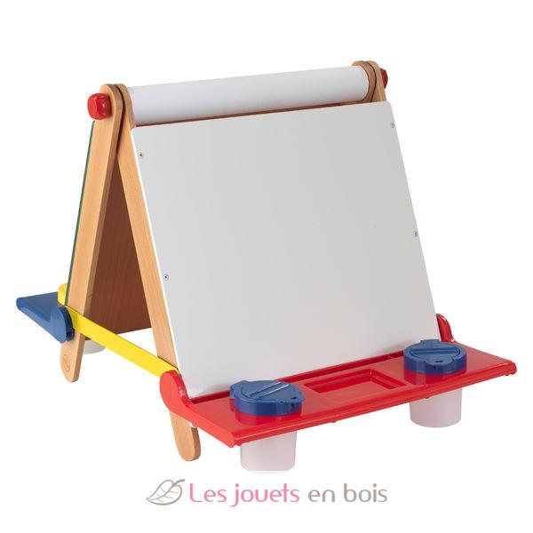 chevalet de table kidkraft 62047 tableau pour enfant. Black Bedroom Furniture Sets. Home Design Ideas